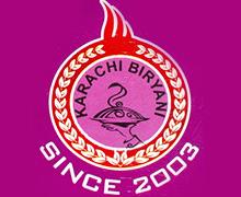 Karachi Biryani Lahore Logo