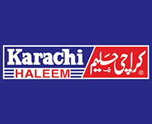 Karachi Haleem - Burns Road Karachi Logo