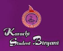 Karachi Student Biryani Lahore Logo