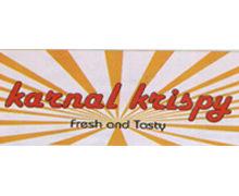 Karnal Krispy Islamabad Logo