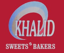 Khalid Sweets and Bakers, Bahadurabad Karachi Logo