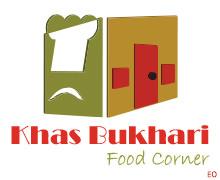 Khas Bukhari Food Corner Karachi Logo