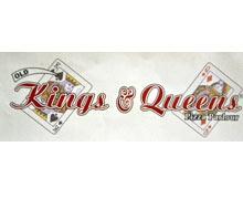 Kings & Queens, Allama Iqbal Town Lahore Logo