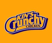 Kins Crunchy Chicken, F 11 Islamabad Logo