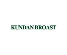 Kundan Broast, Karsaz Karachi Logo
