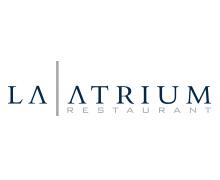 La-Atrium Restaurant Lahore Logo