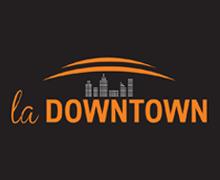 La Downtown - Johar town Lahore Logo