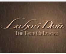 Lahori Dera, Airport Lahore Logo