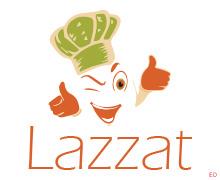 Lazzat Islamabad Logo