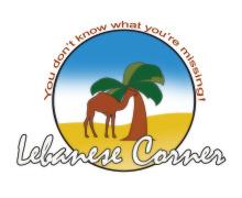Lebanese Corner Lahore Logo
