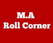 M.A Roll Corner - Bahadurabad