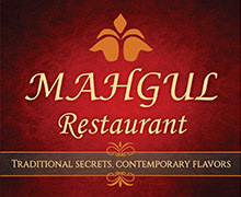 Mahgul Restaurant Islamabad Logo