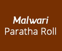 Malwari Paratha Kabab