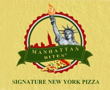 Manhattan Bites - Faisal Town Lahore Logo