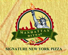 Manhattan Bites, Faisalabad Faisalabad Logo