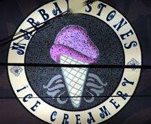 Marblestone Icecreamery Islamabad Logo
