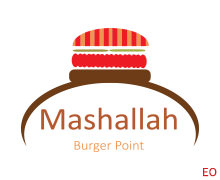 Mashallah Burger Point Lahore Logo