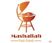 Mashallah Fast Food Karachi Logo