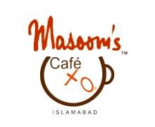 Masooms Cafe XO, F-11 Islamabad Logo