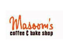 Masooms Coffee and Bake Shop Lahore Logo