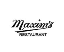 Maxims Restaurant Karachi Logo