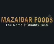 Mazaidar Foods Karachi Logo