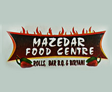 Mazedar Food Karachi Logo