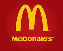 McDonald's - Allama Iqbal Town Lahore Logo