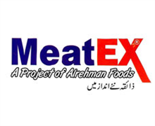 MeatEX, Bahria Town Lahore Logo