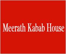 Meerath Kabab House, Phase 4 Karachi Logo