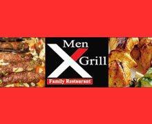 Men X Grill Lahore Logo