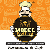 Model Food Street Karachi Logo
