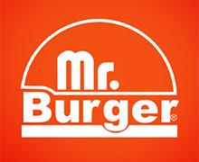 Mr Burger - I.I Chundrigar Road Karachi Logo