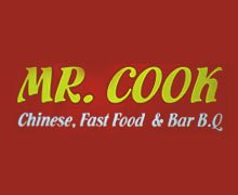 Mr. Cook Restaurant Karachi Logo