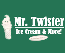 Mr. Twister Lahore Logo