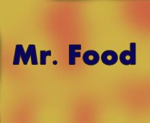 Mr Food Islamabad Logo