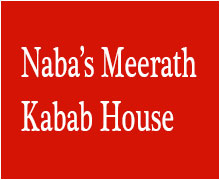 Naba's Merath Kabab & Fast Food Karachi Logo