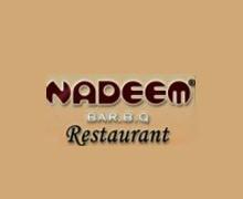 Nadeem Bar BQ Restaurant Lahore Logo