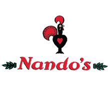 Nando's, Block Z Lahore Logo