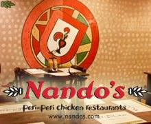 Nandos, Clifton Karachi Logo