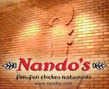 Nandos, DHA Lahore Lahore Logo