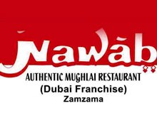 Nawab - Authentic Mughlai Restaurant Karachi Logo