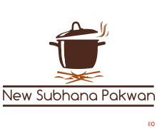 New Subhana Pakwan Karachi Logo
