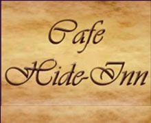 Cafe Hideinn, Gulberg 2 Lahore Logo