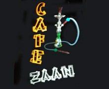 Cafe Zaan Islamabad Logo