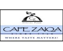 Cafe Zaiqa Karachi Logo