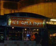 Ice Gola Spot Lahore Logo