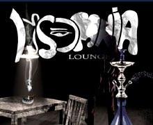 Insomnia Lounge Lahore Logo