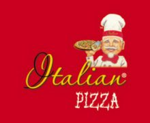 Italian Pizza, University Road Peshawar Logo