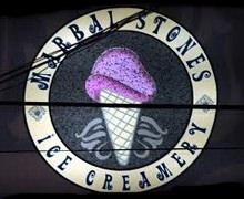Marblestones Ice Creamery, Gulberg Lahore Logo